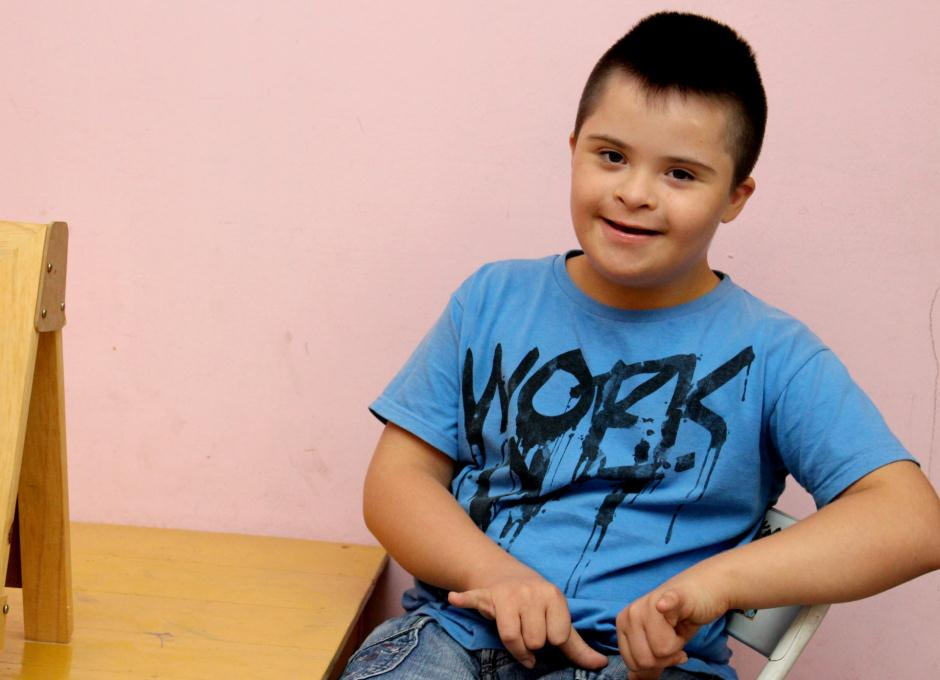 Down syndrome kids: Social Inclusion and Teaching Styles