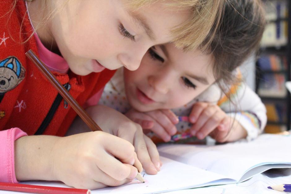 How do children learn