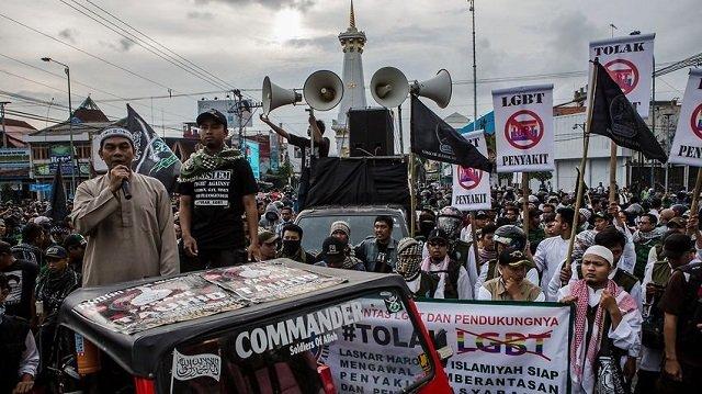 Indonesia examines foreign teachers' sexual orientation