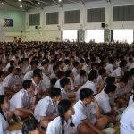 Education of a population of students in a school in Singapore