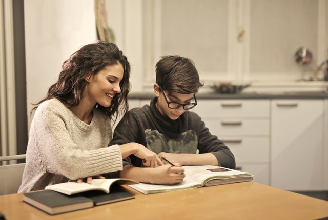 A parent-led home learning