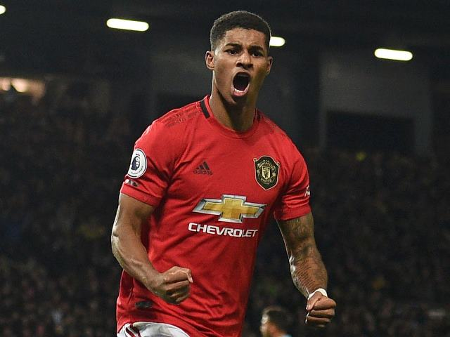 Manchester United football star launches a kids' book club