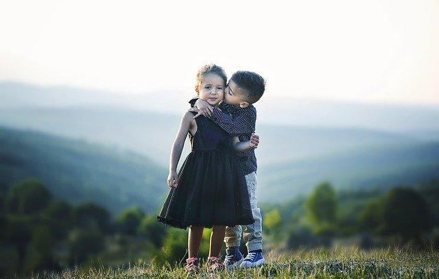 Sex education for preschoolers and kindergarten children, aged 2-5 years