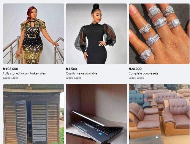 Facebook Marketplace Nigeria