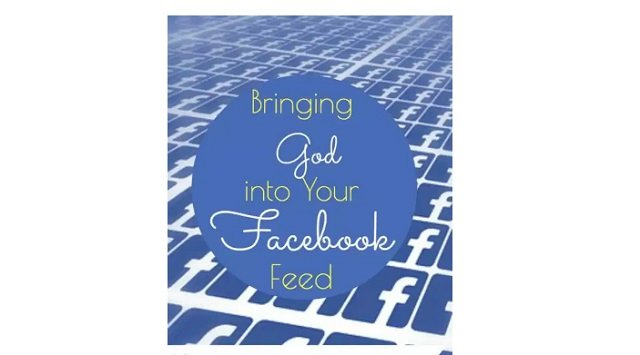 How to 'Connect with God' on Facebook Church