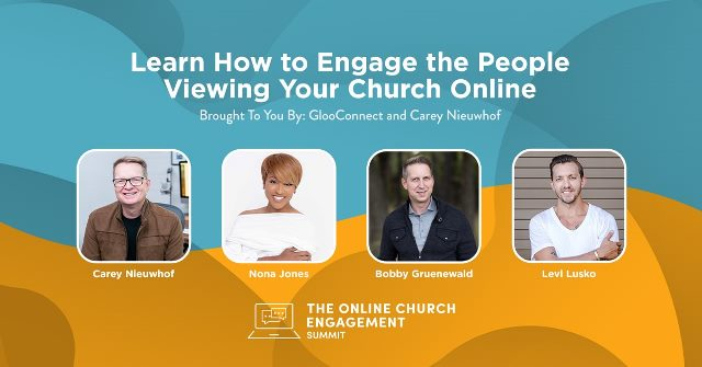 Learn how to connect and engage with people on online church