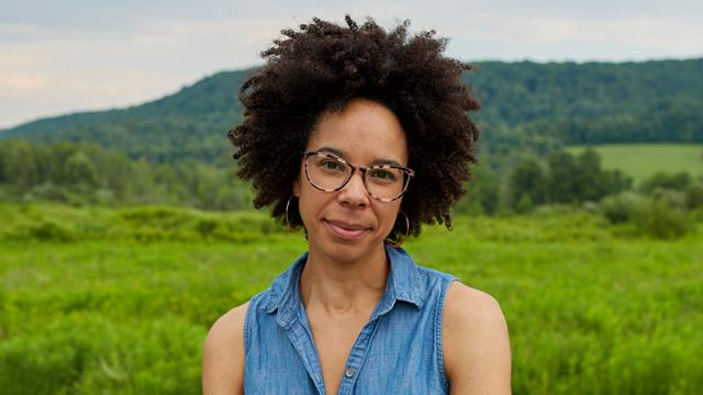 Ayana Elizabeth Johnson - US marine biologist, policy expert, and writer