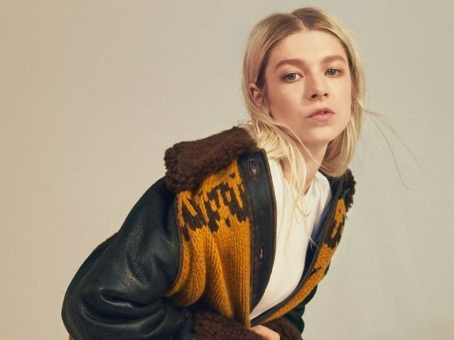 Hunter Schafer is creative female actress and artist