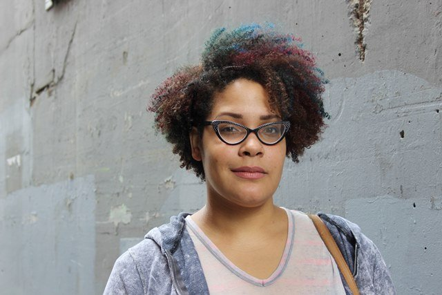 Ijeoma Oluo is a US-based writer, speaker, and internet yeller.