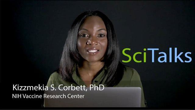 Kizzmekia S. Corbett is a research fellow and the scientific lead for the Coronavirus Vaccines & Immunopathogenesis Team at the National Institutes of Health (NIH), National Institute of Allergy and Infectious Diseases, Vaccine Research Center (VRC).