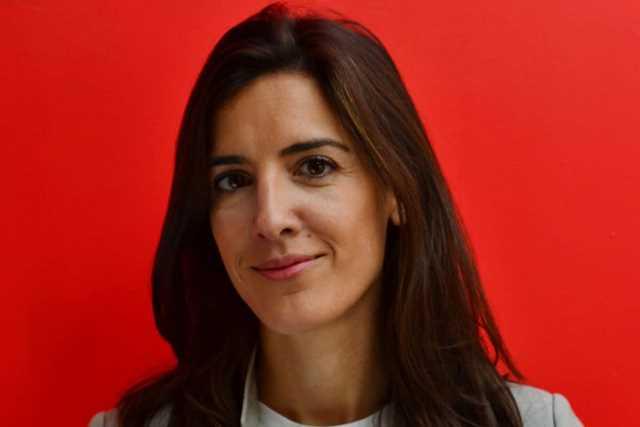Maria Raga, a businesswoman, entrepreneur and CEO ofDepop, the fashion resale app
