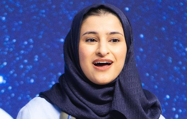 Sarah bint Yousif Al Amiri is UAE's first Minister of State for Advanced Sciences and also the Head of the country's Mohammed Bin Rashid Space Agency Centre,
