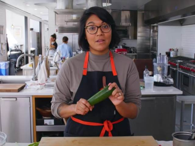 Sohla El-Waylly, a talented chef and restaurateur