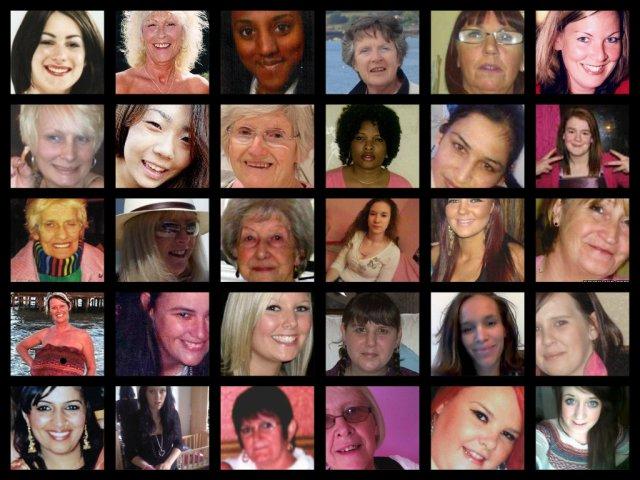 Counting Dead Women's 126 killed by men UK women in 2012