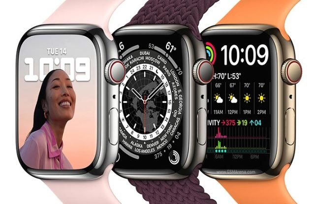 Apple Wristwatch Series 7 – An upgraded refined version of Series 6